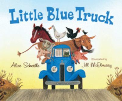 Cover Art for Little blue truck