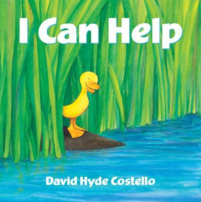 Cover image for I can help