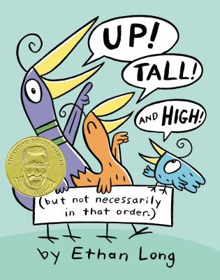 Cover image for Up, tall and high