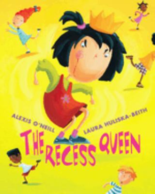Cover Art for The Recess Queen