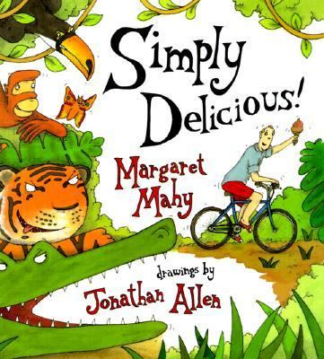 Cover Art for Simply delicious!