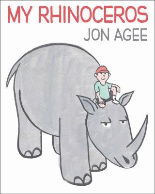 Cover Art for My rhinoceros
