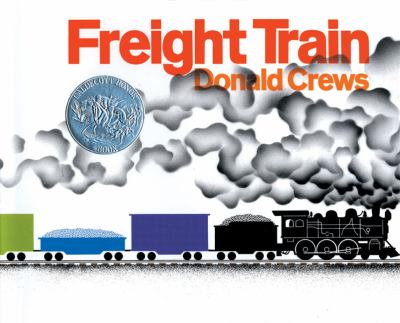 Cover Art for Freight train