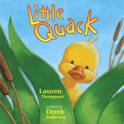 Cover Art for Little Quack
