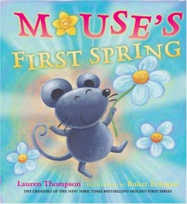 Cover image for Mouse's first spring
