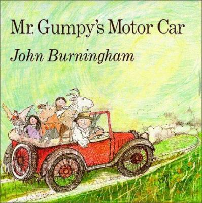 Cover image for Mr. Gumpy's motor car