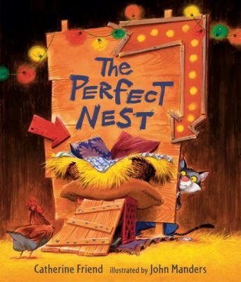 Cover Art for The perfect nest