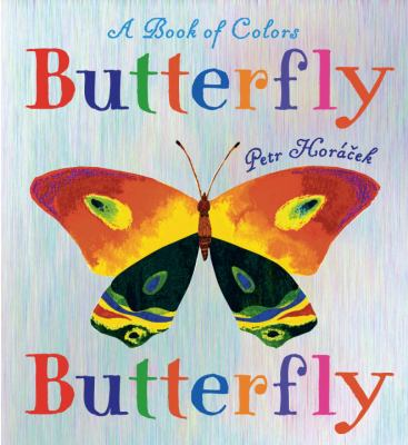 Cover image for Butterfly, butterfly