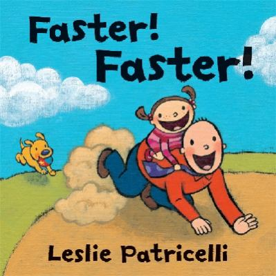 Cover image for Faster! faster!
