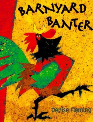 Cover image for Barnyard banter