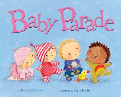 Cover image for Baby parade