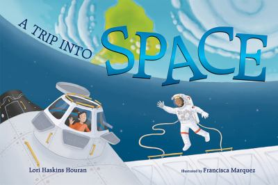 Cover image for A trip into space