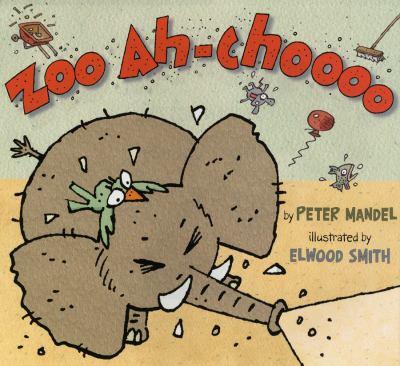 Cover image for Zoo ah-choooo