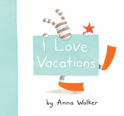 Cover Art for I love vacations