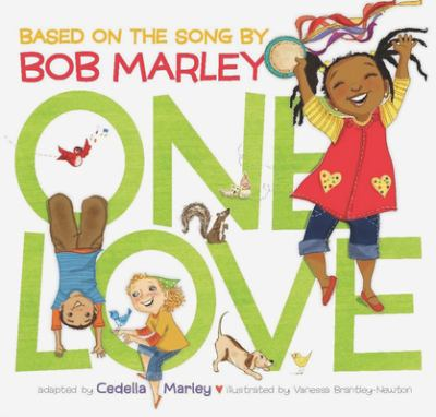 Cover Art for One love : based on the song by Bob Marley
