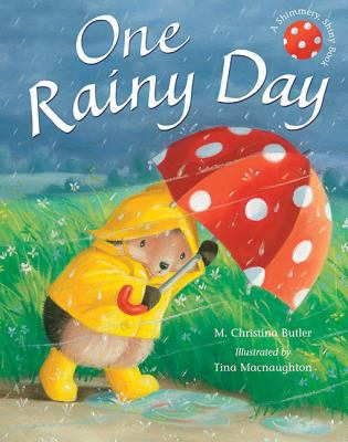 Cover image for One rainy day