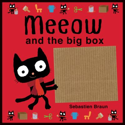 Cover image for Meeow and the big box