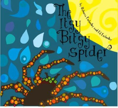 Cover image for The Itsy bitsy spider