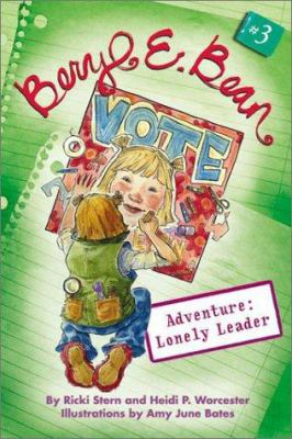 Cover image for Adventure--lonely leader
