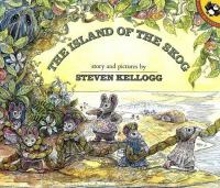 Cover image for The island of the skog