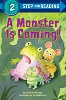 Cover image for A monster is coming!