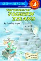 Cover image for The secret of Foghorn Island