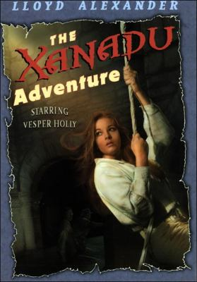 Cover image for The Xanadu adventure