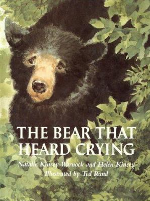 Cover image for The bear that heard crying