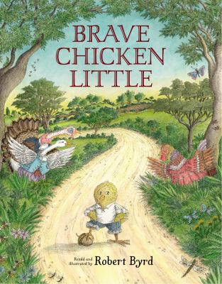 Cover image for Brave Chicken Little