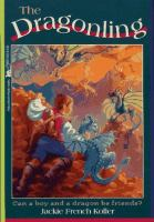 Cover image for The dragonling