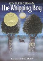 Cover image for The whipping boy