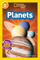 Cover image for Planets