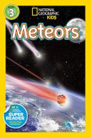 Cover image for Meteors