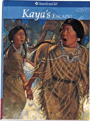 Cover image for Kaya's escape : a survival story