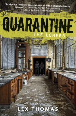 Cover image for The loners