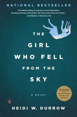 The Girl Who Fell from the Sky by Heidi Durrow - book cover