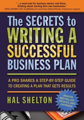 The Secrets to Writing a Successful Business Plan cover image