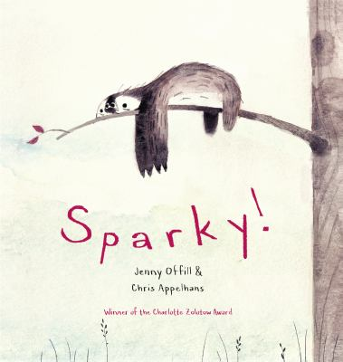 sparky bookjacket