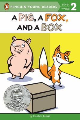 a pig, a fox and a box