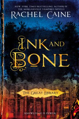 ink and bone bookjacket