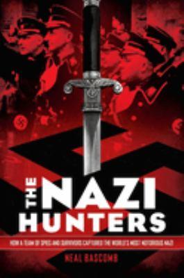 nazi hunters bookjacket