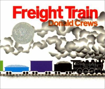 freight train bookjacket