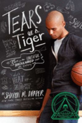 tears of a tiger bookjacket