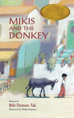 mikis and the donkey bookjacket