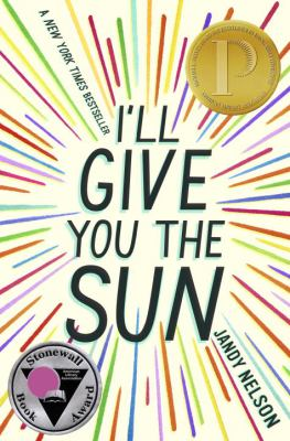 i'll give you the sun bookjacket