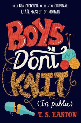 boys don't knit in public