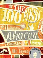 Cover Art: The 100 Best African American Poems, Giovanni