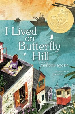 i lived on butterfly hill bookjacket