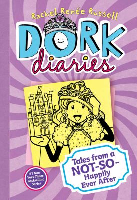 dork diaries bookjacket