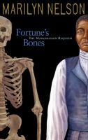 Cover Art: Fortune's Bones, Nelson